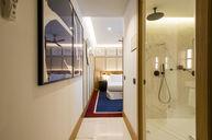 Double interior Room