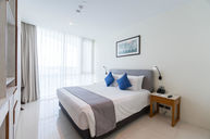 One Bedroom Family Suite with Balcony