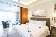 Royal Seaside Crystal Lagoon Penthouse One Bedroom Oceanview