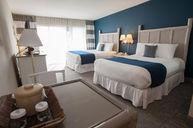 Bay View Double Queen Room
