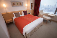 City Queen Room with Tokyo Tower View