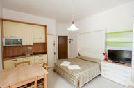 Classic Studio Apartment (Elbazzurra Residence)