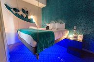 Cocon Suspendu Deluxe Room