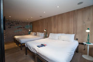 'Comfy Plus Quad Room