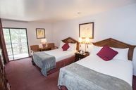 Deluxe Double Full Room with Balcony