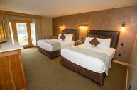 Deluxe Double Full Guest Room