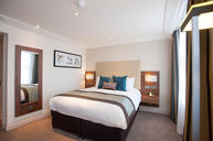 Deluxe Double Room in the Main Wing