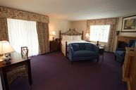 Deluxe Junior Suite with King Bed and Balcony