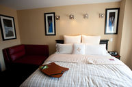 Deluxe One King Room