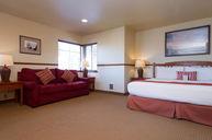 Deluxe King Room with Sofa Sleeper