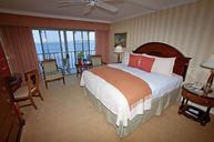 Deluxe Ocean View Room with Balcony