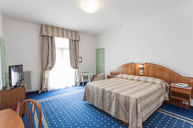 Deluxe Room (blue)