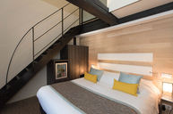 Deluxe Room (Le Colombier Suite)