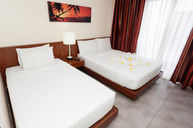 Deluxe Room (One Queen Bed, One Single Bed)