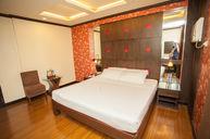 Deluxe Room Orange