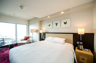 Deluxe Room with Harbor View
