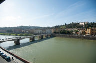 Deluxe Room with Arno River View and Balcony