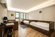 Deluxe Triple - Single Room