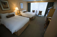 Deluxe Two Double Beds Room