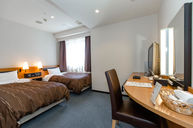 Delux Twin Room