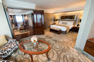 Diplomatic Suite Room