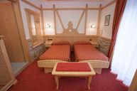 Dolomia Twin Room