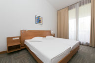 Double Room with Balcony (Park View)