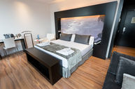 Double Deluxe With Private Room