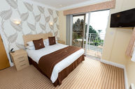 Double Premium Seaview with Balcony