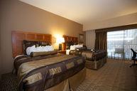 Double Queen Pool View Room