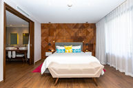 1 King Bed Suite with Terrace