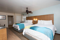 Double Queen Room with Handicap Accessibility