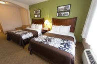 Double Queen Room with Sofa Bed