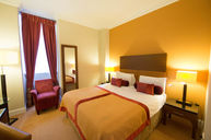 Double Room Red