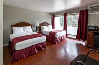 Double Room with Parking View