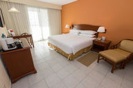 Double Room with King Bed (Lagoon View)