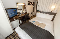 Double Room with Small Double Bed