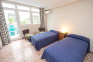 Double Room with Patio