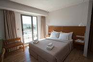 Double Room with Veranda Acropolis View and Kitchenette