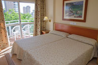 Double Twin Room with City Views