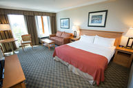 Double Twin Room with Handicap Accessibility