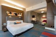 Aloft Corner Suite