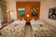 Double Twin Room with Balcony