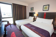 Double with Single Bed Room