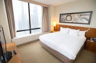 King Bed Junior Suite Cityview