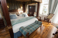 En-Suite Double Royal State Four Poster Room (Sea View)