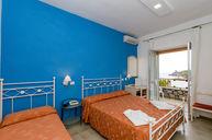 Cala Bianca Triple Bedroom with sea view