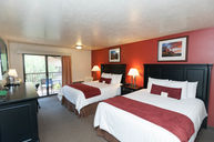 Canyon View Double Queen Room with Balcony