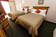 Cavell Two Double Beds