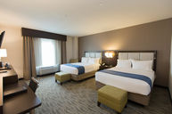 Executive Double Queen Room (Accessible)